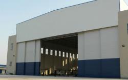 درب اتوماتیک صنعتی کشویی آرتا در